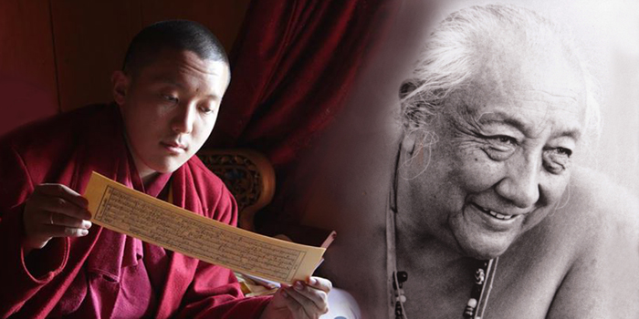 Dilgo Khyentse Yangsi Rinpoche e Dilgo Khyentse Rinpoche